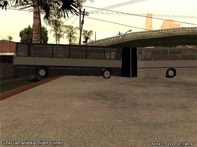 Gta / grand theft auto: san andreas night crimes (2006) pc.